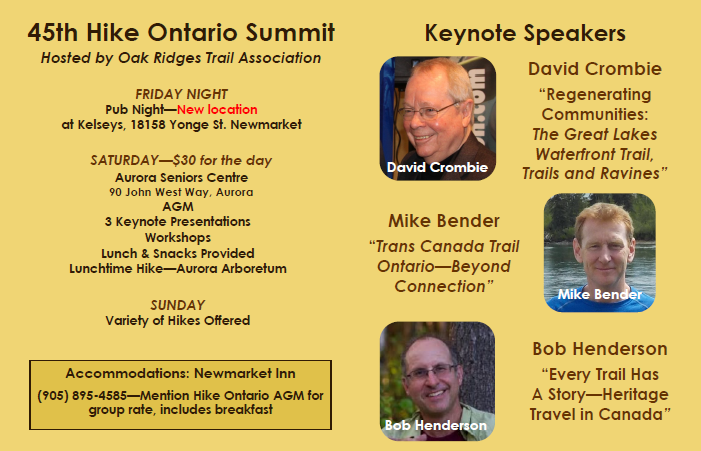 45th Hike Ontario Summit